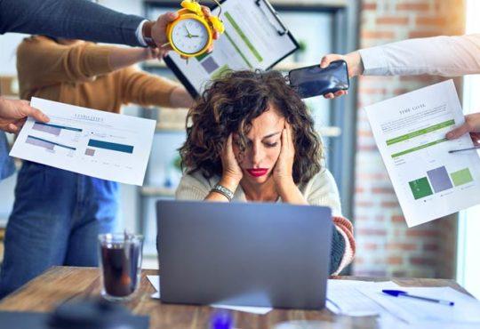 Stressfaktoren erkennen und reduzieren