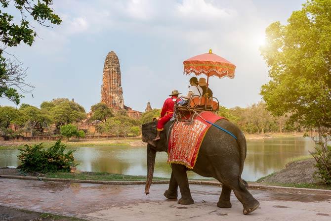 Urlaub in Indien