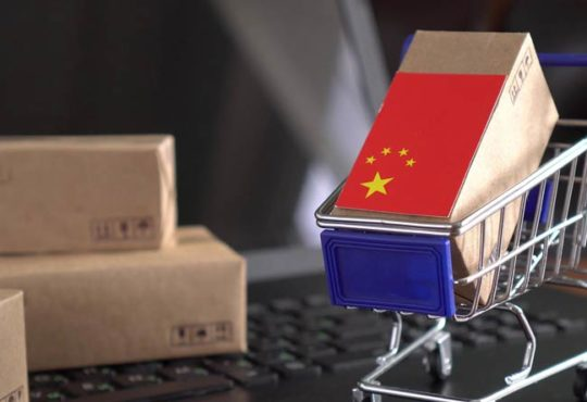 China schottet sich ab