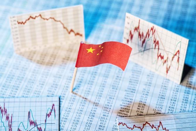 Chinas Wirtschaftswachstum