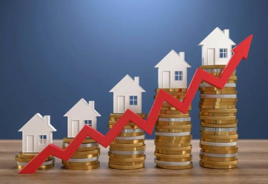 Hohe Immobilienpreise in Deutschlands Metropolen
