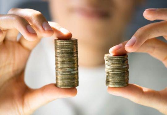 Weniger Lohnzuwachs durch Inflation